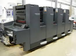 mesin cetak heidiberg
