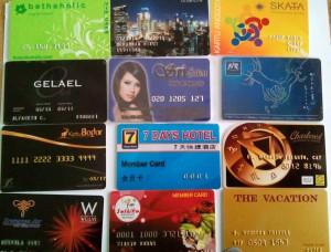 cetak member card murah