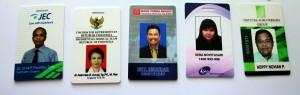 Cetak Id Card dengan Mesin digital Konica